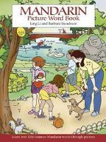 Mandarin Picture Word Book - Dover Children's Language Activity Books (Paperback)