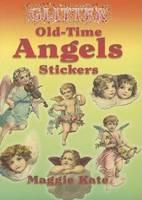 Glitter Old-Time Angels Stickers - Glitter Sticker Books (Paperback)