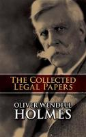 The Collected Legal Papers (Paperback)