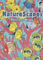 Naturescapes Coloring Book (Paperback)