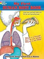 My First Human Body Book - Dover Children's Science Books (Paperback)