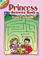 Princess Activity Book - Dover Little Activity Books (Paperback)