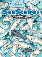 Seascapes - Dover Coloring Books (Paperback)