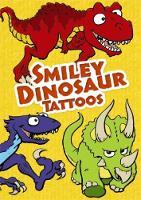 Smiley Dinosaur Tattoos - Dover Tattoos (Paperback)