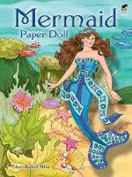 Mermaid Paper Doll - Dover Paper Dolls (Paperback)