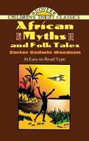 African Myths and Folk Tales - Dover Children's Thrift Classics (Paperback)