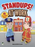 Standups! At Work: 8 Easy-to-Make Models! (Paperback)
