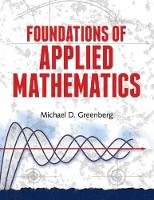 Foundations of Applied Mathematics (Paperback)