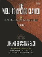 The Well-Tempered Clavier - 48 Preludes and Fugues: 48 Preludes and Fugues (Book)