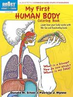 BOOST My First Human Body Coloring Book - BOOST Educational Series (Paperback)