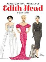 Award-Winning Fashions of Edith Head Paper Dolls (Stickers)