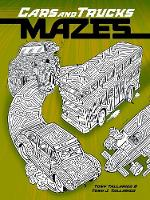 Cars and Trucks Mazes (Paperback)