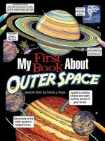 My First Book About Outer Space (Paperback)
