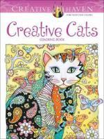Creative Haven Creative Cats Coloring Book - Creative Haven (Paperback)