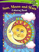 SPARK -- Sun, Moon and Stars Coloring Book (Paperback)