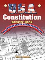 U.S.A. Constitution Activity Book (Paperback)