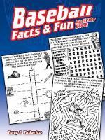 Baseball Facts & Fun Activity Book (Paperback)