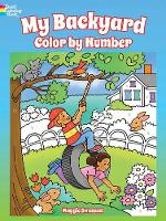 My Backyard Color by Number (Paperback)