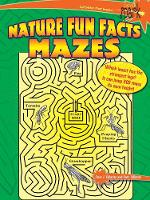 SPARK Nature Fun Facts Mazes (Paperback)