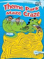 SPARK Theme Park Maze Craze (Paperback)