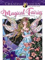 Creative Haven Magical Fairies Coloring Book - Creative Haven (Paperback)