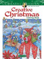 Creative Haven Creative Christmas Coloring Book - Creative Haven (Paperback)