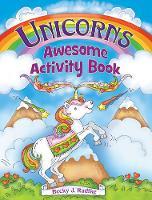Unicorns Awesome Activity Book (Paperback)