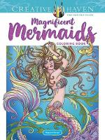 Creative Haven Magnificent Mermaids Coloring Book - Creative Haven (Paperback)