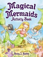 Magical Mermaids Activity Book (Stickers)