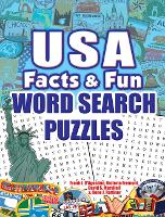 USA Facts and Fun Word Search Puzzles (Paperback)
