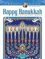 Creative Haven Happy Hanukkah Coloring Book - Creative Haven (Paperback)