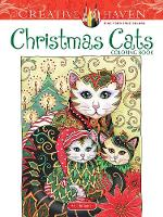 Creative Haven Christmas Cats Coloring Book - Creative Haven (Paperback)