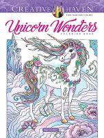Creative Haven Unicorn Wonders Coloring Book - Creative Haven (Paperback)