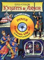 Full-color Knights and Armor - Dover Electronic Clip Art