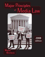 Major Principles of Media Law 2008