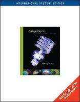 College Physics: Reasoning and Relationships (Paperback)
