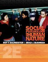 Social Psychology and Human Nature: Volume 2 (Hardback)