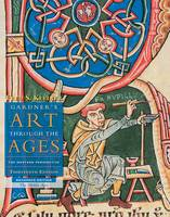 Gardner's Art Through the Ages: Bk. B: The Middle Ages (with Art Study & Timeline Printed Access Card)