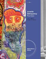 Juvenile Delinquency: The Core, International Edition (Paperback)