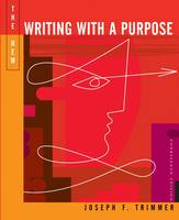 The New Writing with a Purpose (Paperback)