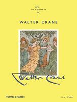 Walter Crane - The Illustrators (Hardback)