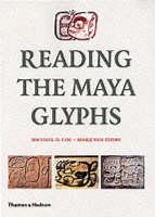 Reading the Maya Glyphs (Hardback)