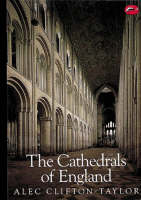 The Cathedrals of England - World of Art S. (Paperback)