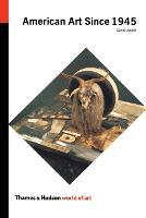 American Art Since 1945 - World of Art (Paperback)