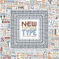 New Vintage Type: Classic Fonts for t (Hardback)