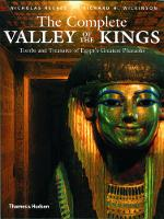 The Complete Valley of the Kings: Tombs and Treasures of Egypt's Greatest Pharaohs (Paperback)