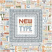 New Vintage Type: Classic Fonts for t (Paperback)