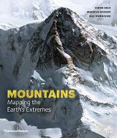 Unseen Extremes: Mapping the World's Greatest Mountains (Hardback)