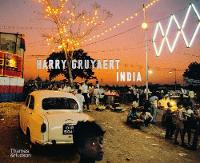Harry Gruyaert: India (Hardback)