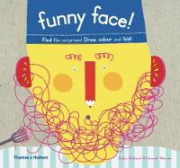 Funny Face!: Find the Surprises! Draw, Colour and Fold! (Paperback)